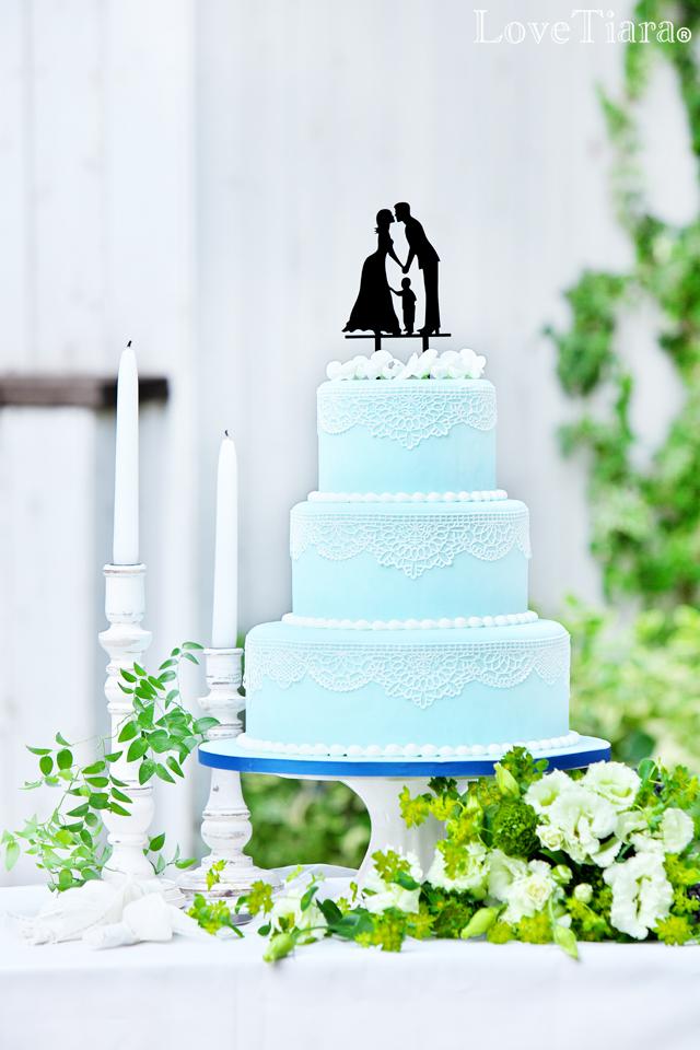 ケーキトッパー ウェディング 結婚式