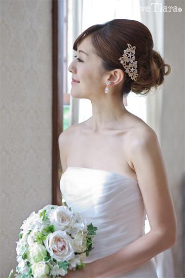 イヤリング ウエディング ブライダル 結婚式