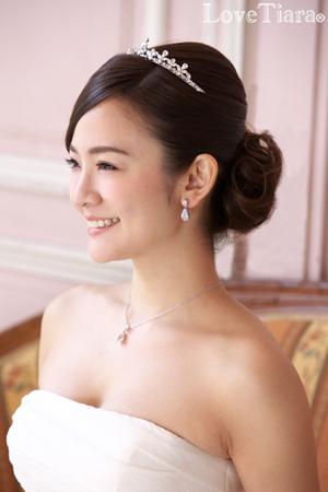 ティアラ ウェディング ブライダル 結婚式