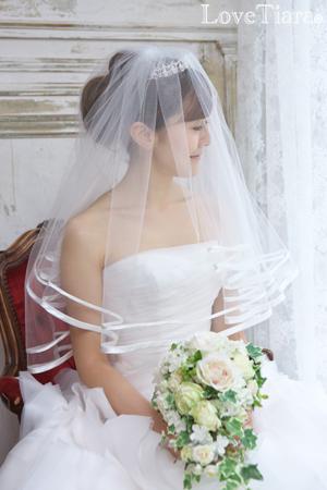 ベール ウェディング ブライダル 結婚式